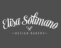 """Logo e imagen de marca """"Elisa Solimano"""""""