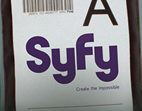 SyFy Style frames Promotional ID