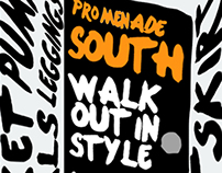 Marina Bay Shoppers youth branding