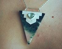 Sentient necklace