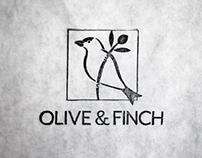 Olive & Finch Branding