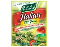 Good Seasons Salad Dressing Packets Package Design