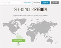 RecPass External Event Search