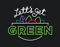 Lett's Get Green