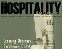 Hospitality Maldives Magazine