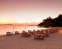 Conceptual Photography of Makunudu Resort & Spa