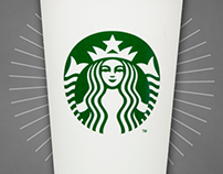 Starbucks Banner