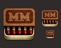 Matches Mania game icon