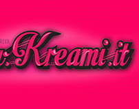 banner for www.kreami.it