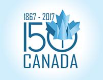 Logo Canada 150
