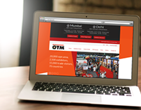 Fairfest Media Ltd. | OTM - Website Re-Design