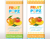 Fruit Popz Ice Cream