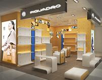 PIQUADRO store design