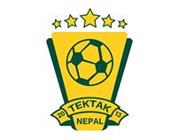 Concept Logos for TekTak Jersey