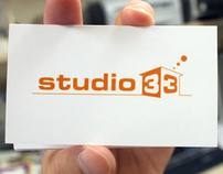 Studio 33 - Multimedia Corporate Identity