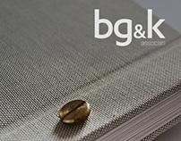 BG&K associati   immagine coordinata