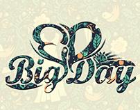 BigDay-婚礼企业logo