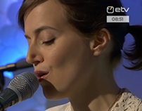 """ETV- Estonia TV: Morning Show """"Blow up our Love"""""""