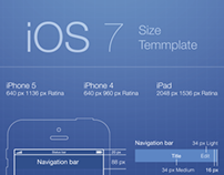 iOS 7 Template