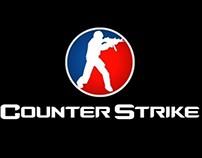 Counter Strike Web Redesign