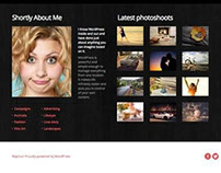 Replican Free Responsive WordPress Photography Theme
