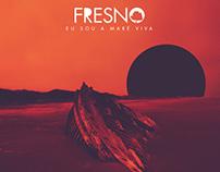 Fresno - Eu Sou a Maré Viva EP Artwork