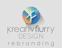 KreativFlurry Rebranding