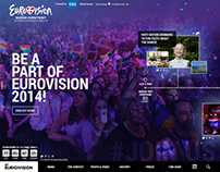 Eurovision Song Contest 2014 - Concept Re-Design