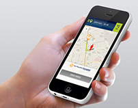 Smart Taxi - mobile application