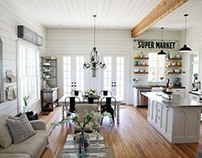 Farmhouse by Magnolia Homes