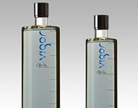 Vigor wodka packaging redesign
