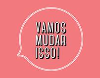 V Bienal Brasileira de Design: proposta de id. visual