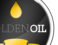 Golden Oil - Logo