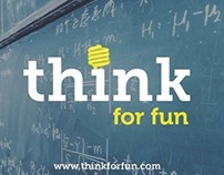 Think For Fun, Branding + Web Design