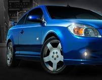 Chevrolet Cobalt SS Microsite
