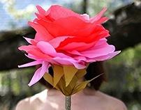 Paper Flower XXL - Paper Art