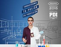 Admisión Escuela PDI 2015
