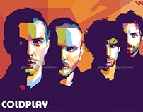 COLDPLAY in WPAP