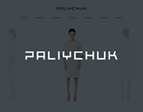 Paliychuk. Logo & Website