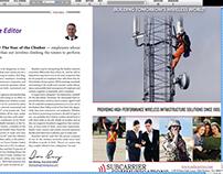 Wireless Infrastructure Branding + Copywriting