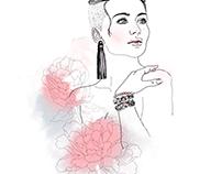 Digital Fashion Illustration