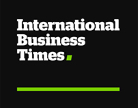 International Business Times - Social media icon set