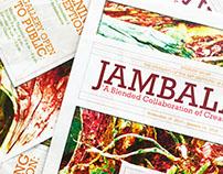 Jambalaya Student Show Branding