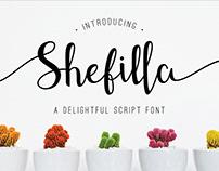 Free Shefilla Script Font Demo 2018