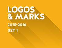 Logos & Marks 2015 - 2016 Set 1