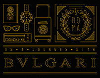 On a Journey with BVLGARI