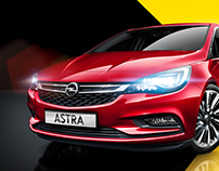 OPEL Astra Campaign