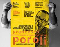Poster workshop / Francesco Poroli / ABA PG 2014