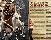 SKETCHBOOK DA EDITORA DE MODA DA VIP