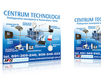 Centrum Technologii (banners)